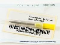 Подкожные микрочипы в игле